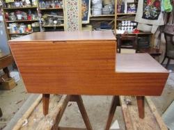 1950/60s Designer Sewing Box