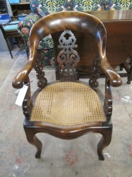 Victorian Elbow Chair