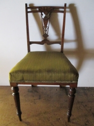 Edwardian c1910 Dining Chairs