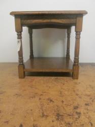 1960/70s Small Oak side/coffee table