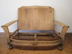 1940s 2 Seater Sofa