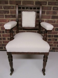 Victorian Armchair/Desk Chair