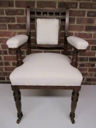 Victorian Armchair/Desk Chair