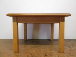 Vintage 1980/90s Beech Coffee Table