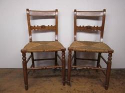 Rush Side Chairs