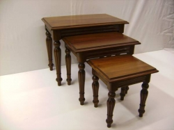 Victorian Style Nest of Tables