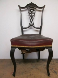 Edwardian Mahogany Dining  Chairs