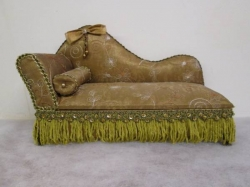 Minature Chaise Jewellery casket
