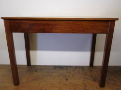 1950/60s Solid Beech & Mahogany Dining, Kitchen, Work , Pub/Restaurant Tables