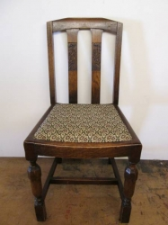 1950s Oak Dining  Chairs