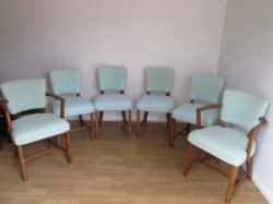 Art Deco Dining Chairs