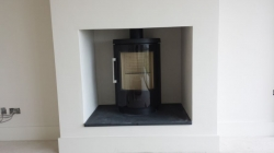 4.5kw wood burning stove