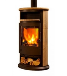 8kw Wood burning stove