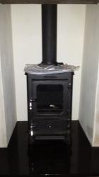 4kw Multi fuel cast iron stove