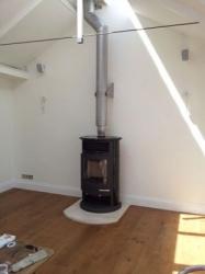 8kw Wood burning stove