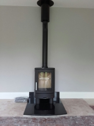 5kw Mutli fuel stove