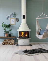 10kw wood burning stove