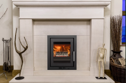 4.5kw multi fuel stove The Inspire range also comes in a freestanding option