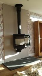 7kw Wood burning stove