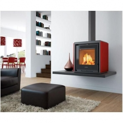 7kw Wood burning stove With the choice of 5 colours