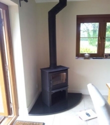5kw Multi fuel stove