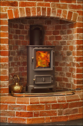 4.9kw Multi fuel stove
