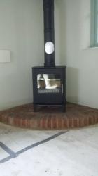 5kw Multi fuel stove