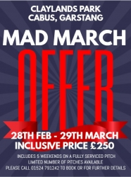 Mad March Offer
