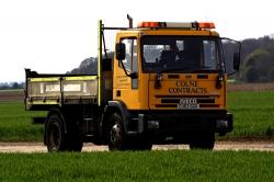 Colne Contracts Company Truck