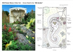 Full Garden Design or creation of new areas in your existing garden