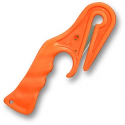 We strongly recommend a Seat Belt Cutter is kept in the vehicle for harnesses fitted with a Steel Safety Buckle. £7.95