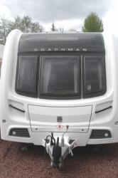 2012 Coachman Pastiche 520/4