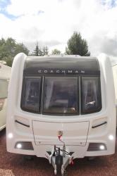 2013 Coachman Laser 640
