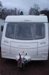 2010 Coachman Vip 545/4