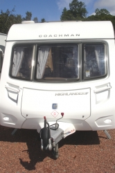 2011 Coachman Highlander 570/6