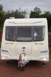 2011 Bailey Pegasus S2 Genoa