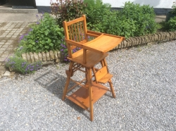 Metamorphic High Chair