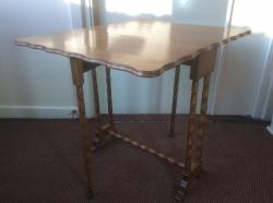 Oak Sutherland Table