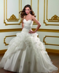 Mori Lee Bridal 1823