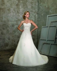 Mori Lee Bridal 2105