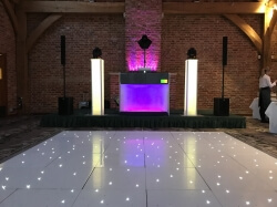 Add's that wow factor to any event