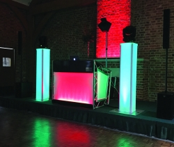 Add that wow factor to your event