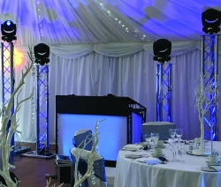 The ultimate wedding entertainment package