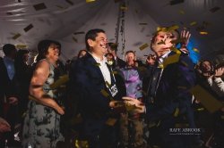 OurConfetti Cannon can make your first dance one to never forget
