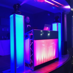 Gold Disco at the Broadway Hotel in Letchworth