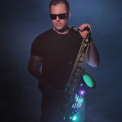 This pack includes our stunning Saxophonist