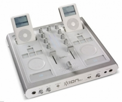 All D.I.Y Disco's include a 2 channel mixer