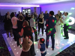 Starlit Dance Floor can make a room look truly magical