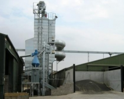 Svegma 50 tonne drier