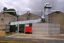 Alvan Blanch DF22000S Double Flow Grain Drier